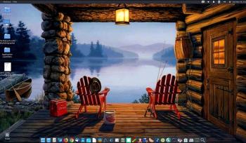Ubuntu Linux MATE Desktop