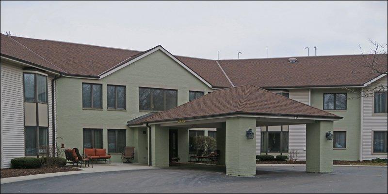 Menomonee Place Entrance