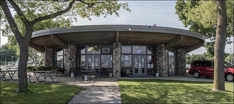 McKinley Marina Roundhouse