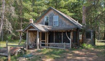 Scott Losey's Cabin