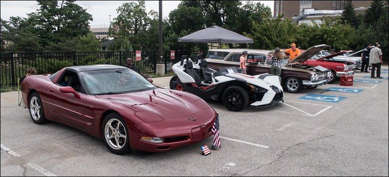 VA Beats & Eats Car Show