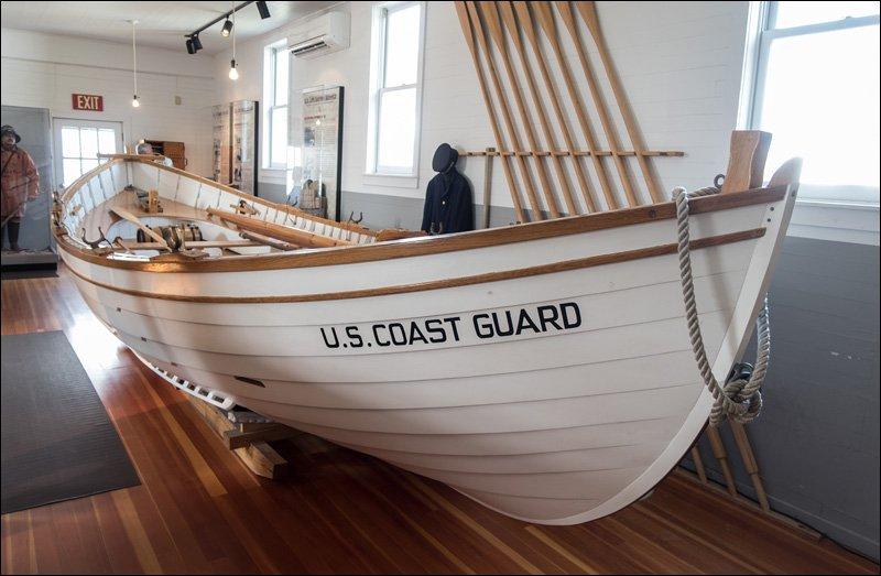 U.S. Coast Guard Surf Boat