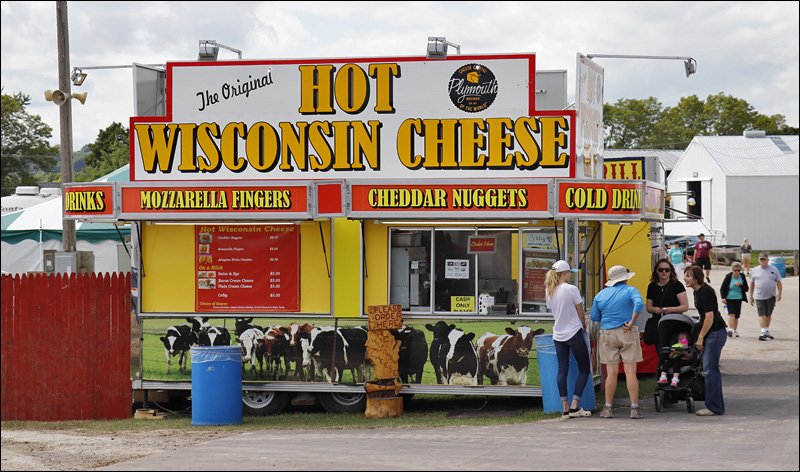 Hot Wisconsin Cheese