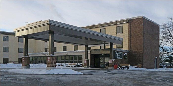 Samaritan Health Center Entrance