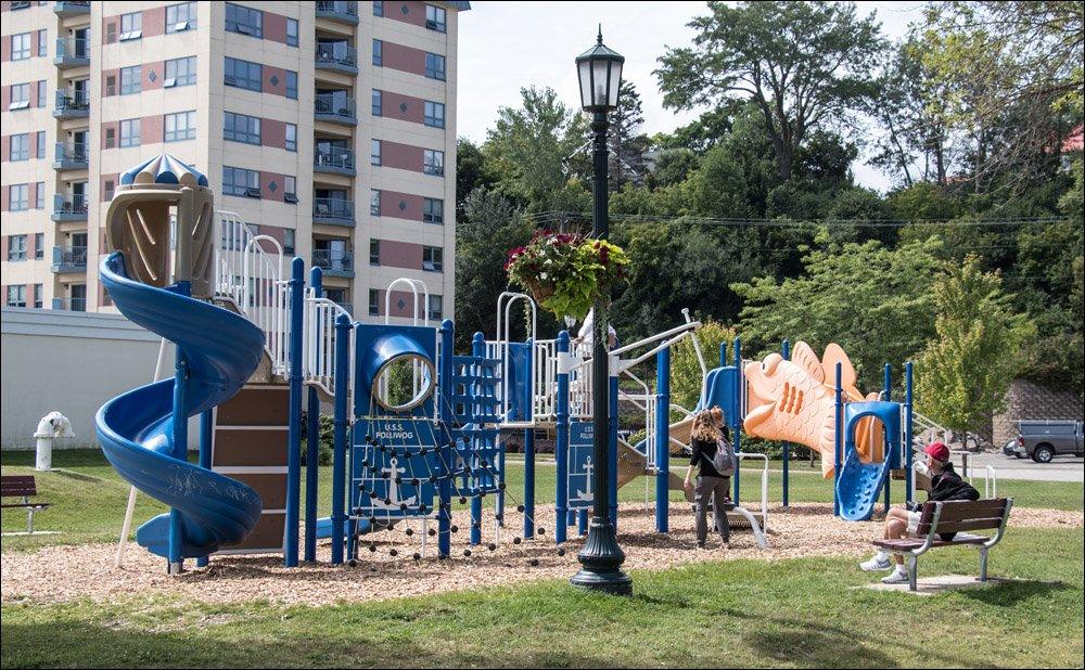 Lower Lake Park Playground