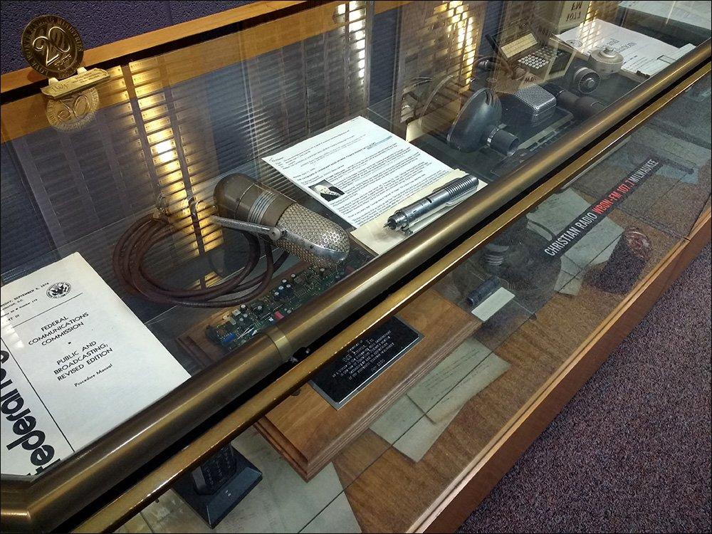Historic Broadcast Equipment