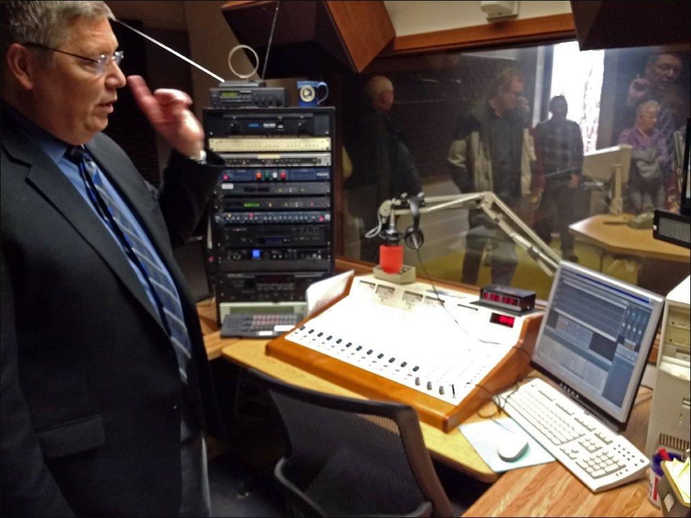 Broadcast Station