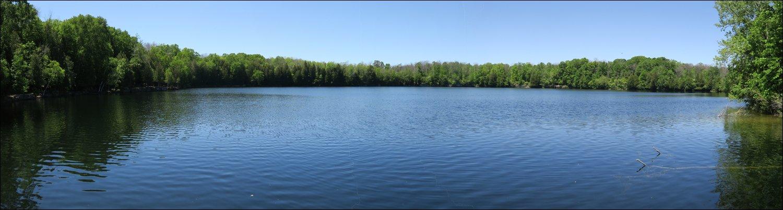 Quarry Lake Panorama