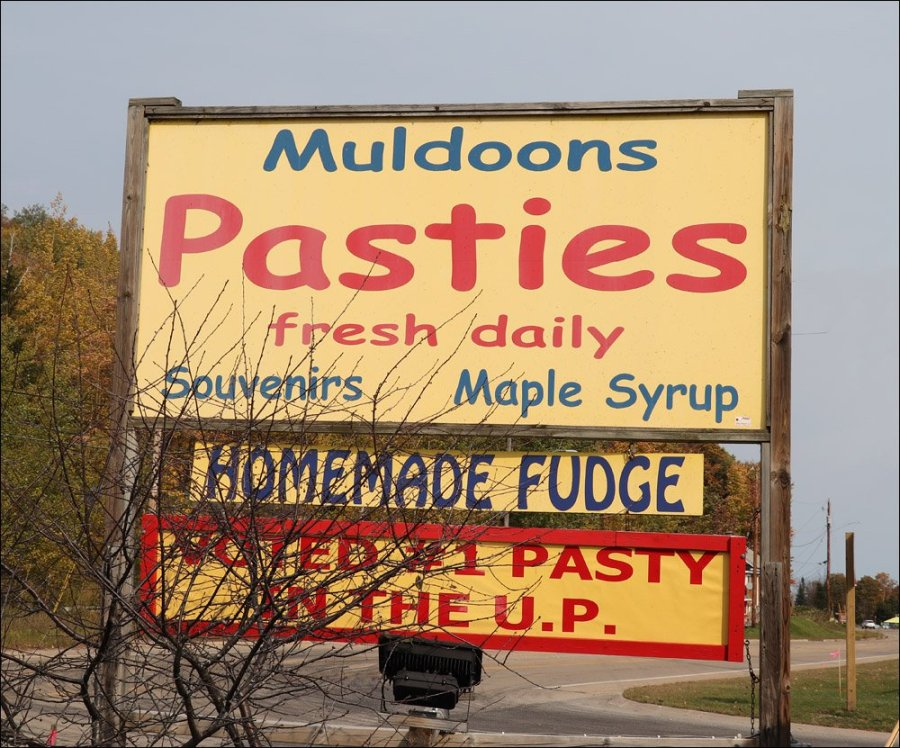 Muldoons Pasties - Munising, MI