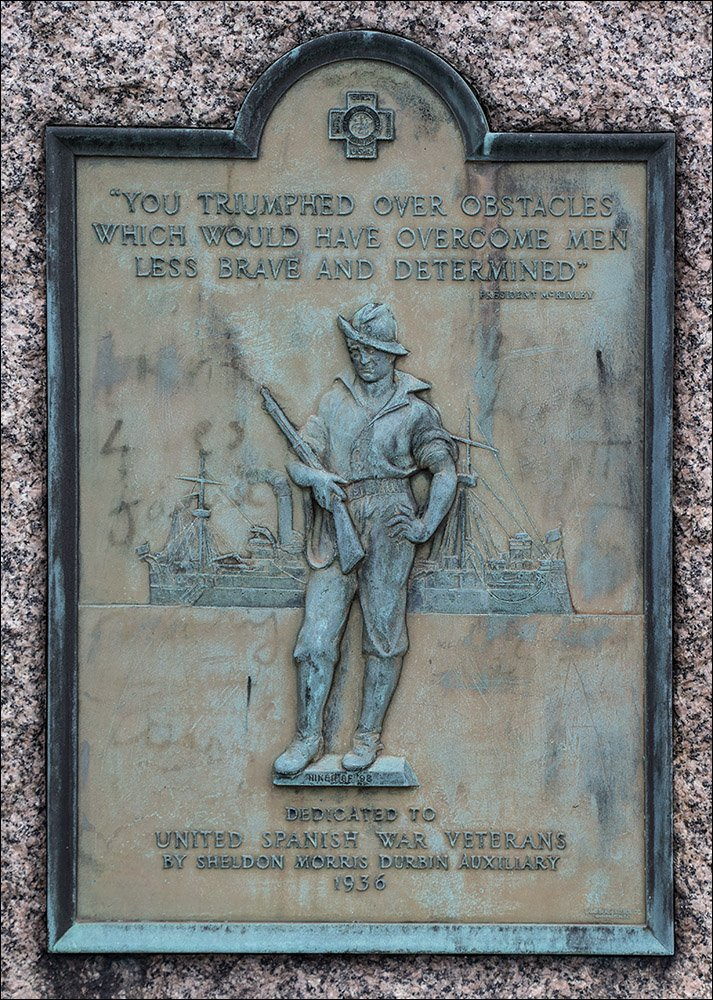 Spanish American War Veteran's Memorial