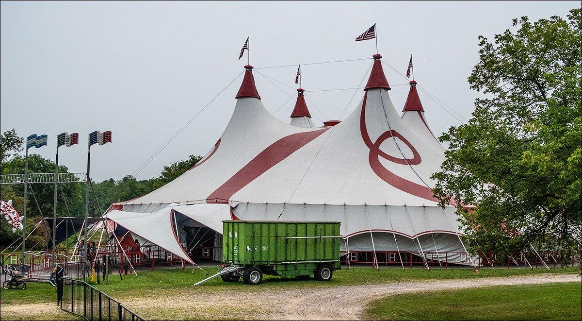 Circus World - Big Top Tent