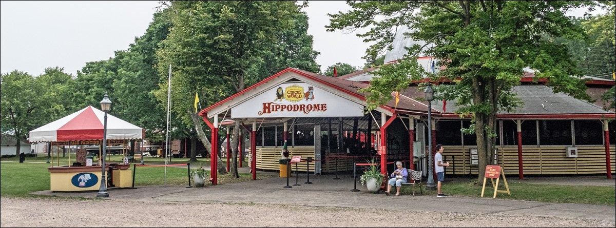 Circus World - Grounds