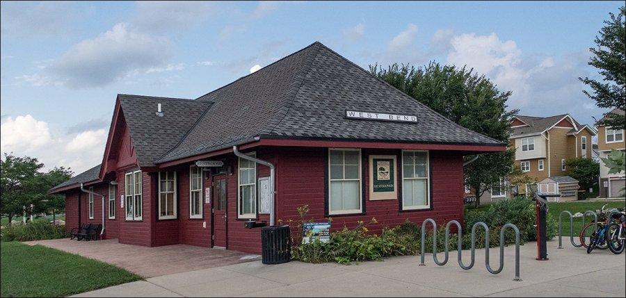 Eisenbahn State Trail
