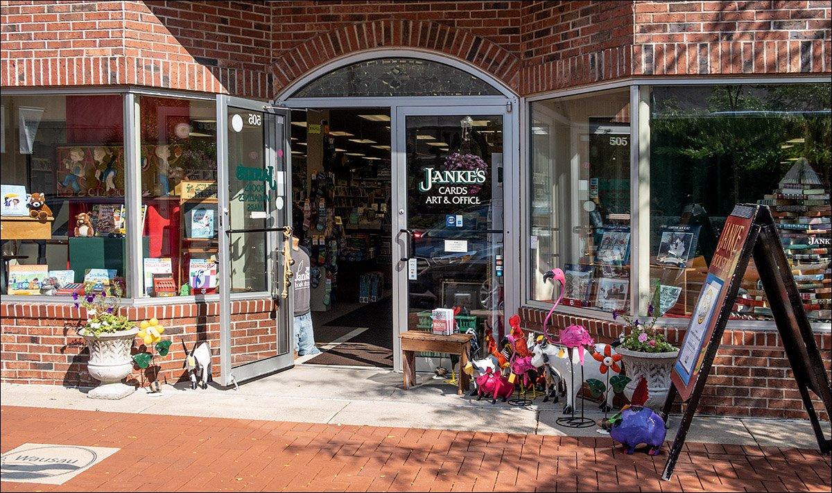 Janke Book Store