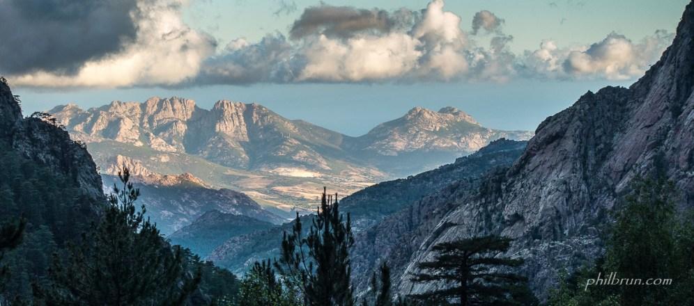 GR20 Montagnes