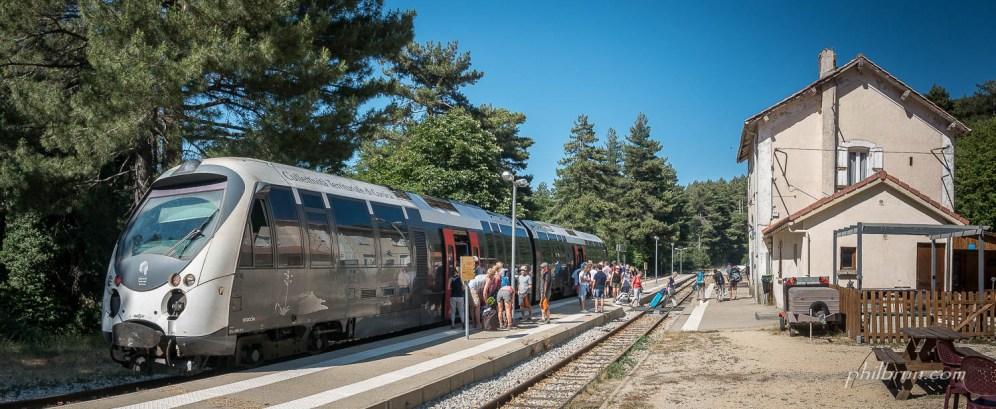 Gare de Vizzavone