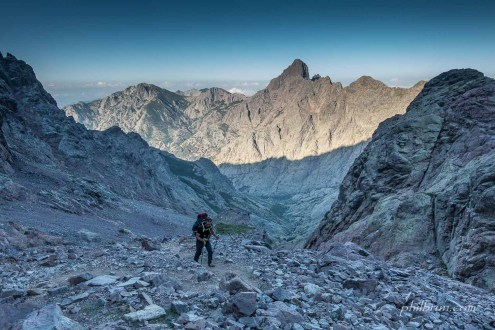 Le Monte Cinto merite des efforts...