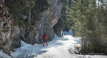 GTJ descente vers Giron