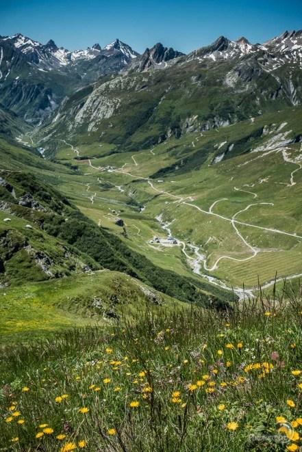 La vallée des Chapieux