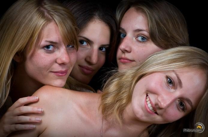 Les copines