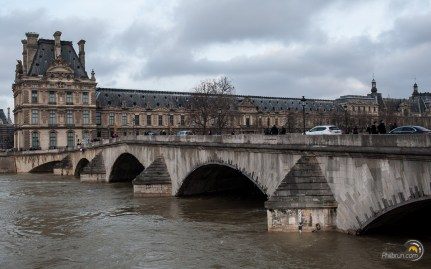 Le pont du Carrousel