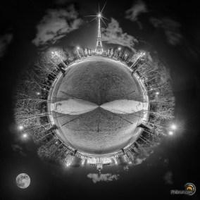 Paris little planet