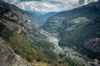 La vallée de Saint Nicolas