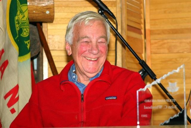 John C. Whitehead at Glen Gray Boy Scout Camp