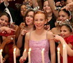 Bat Mitzvah girl & friends
