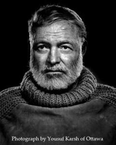 Karsh Hemingway
