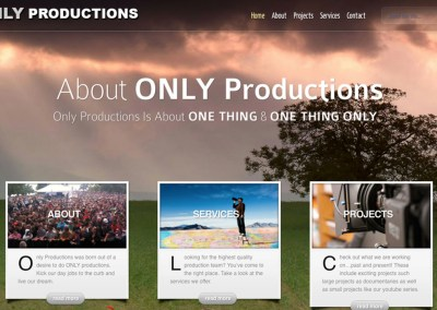 Only Productions