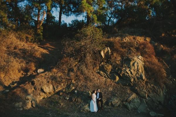 Gracie Nate Hollywood Wedding