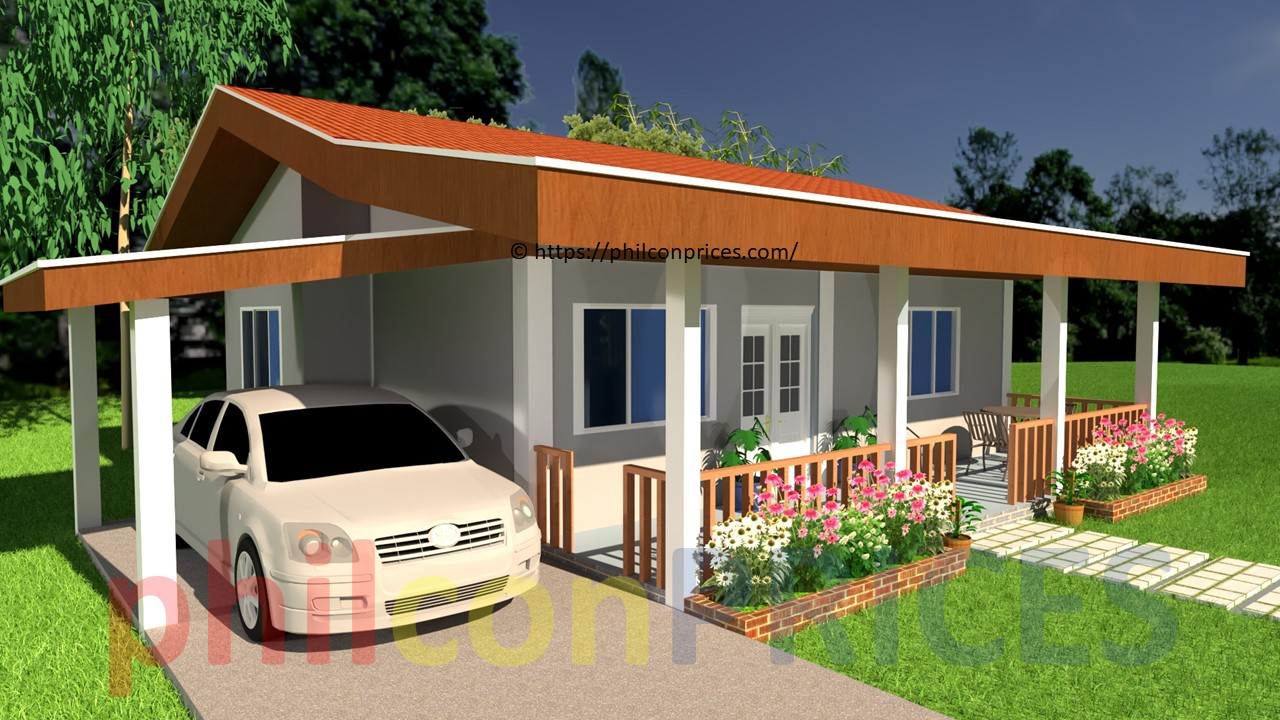 Bungalow Dos Perspective