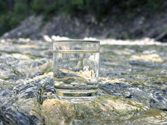 Origine de l'eau biodynamisée