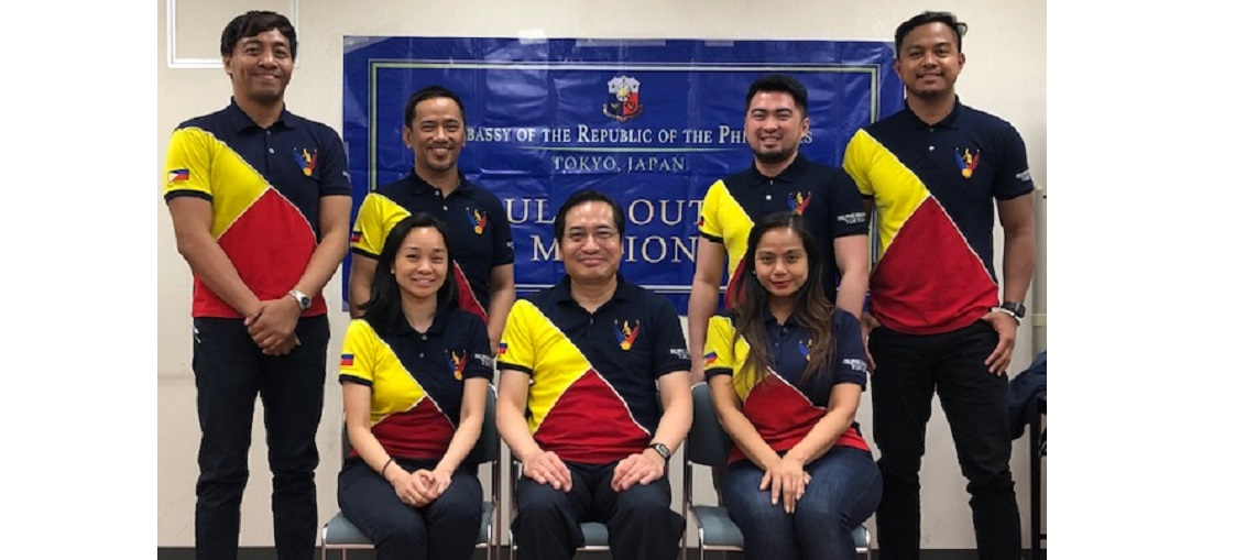 More than 500 Filipinos Served in Philippine Embassy - Tokyo