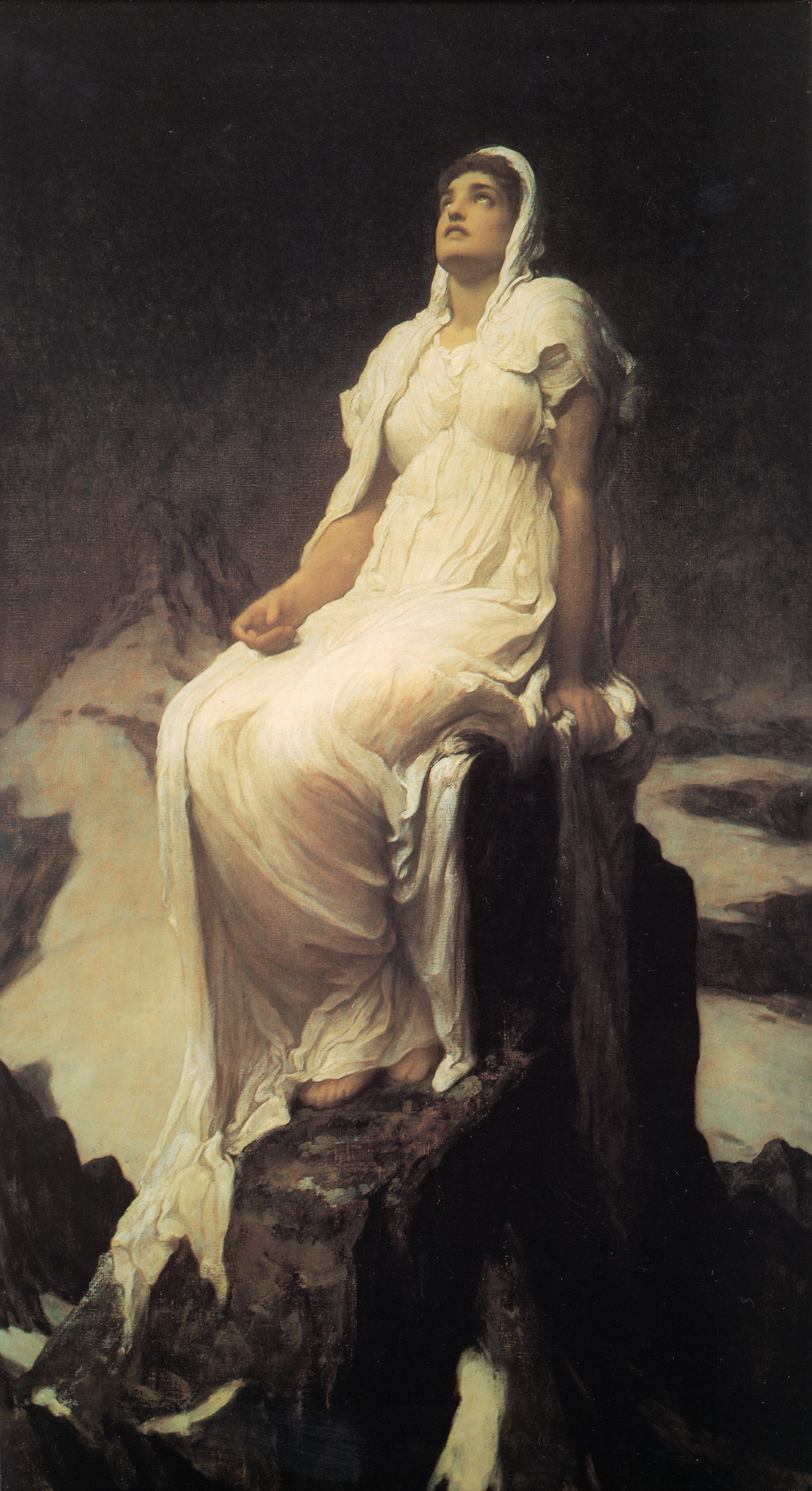 08 Spirit of the Summit Frederick Leighton