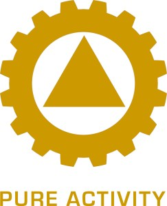 pure act cog logo