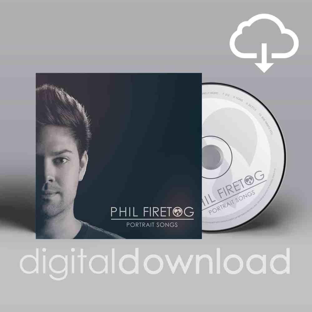 Phil Firetog Trio Portrait Songs Digital Donwoad