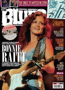 The Blues Magazine (U.K.) cover