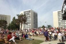 Concert-promenade 2016 09 24 Kerlédé St Nazaire