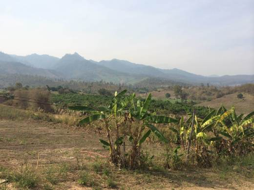 Pai countryside view