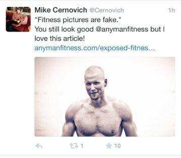 Mike Cernovich tweet
