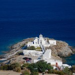 Photo of Sifnos by Howard Wettstein