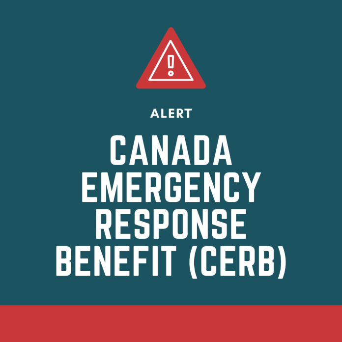 How to Apply for the Canada Emergency Response Benefit (CERB)