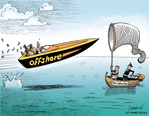 Offshore Tax Havens: What Is the Cost to Canada?
