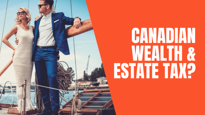 Canadian estate, wealth and inheritance tax