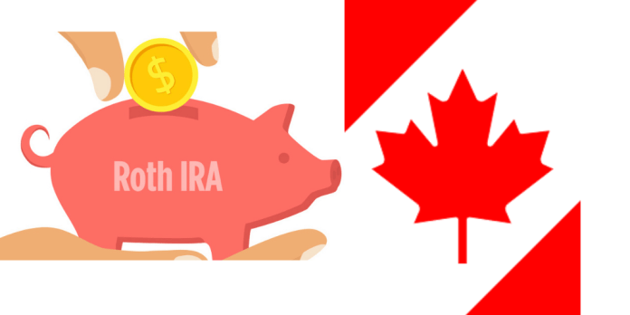 Moving to Canada with Large ROTH IRA