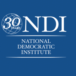 ComProp Awarded 2017 Democracy Award by NDI