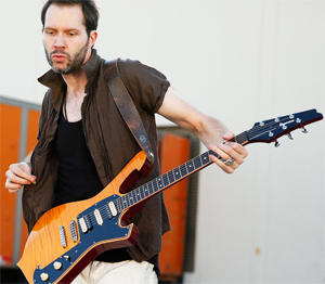 Shredding Guitars is Paul Gilbert's Job