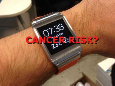 wearable tech cancer risk